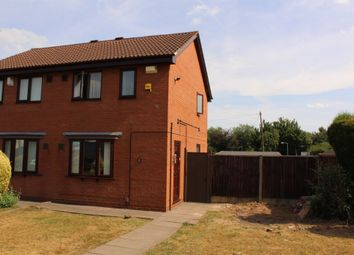 Thumbnail 2 bed semi-detached house for sale in High Street, Princes End, Tipton