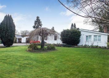Thumbnail 5 bed detached bungalow for sale in The Roe, St Asaph, Denbighshire