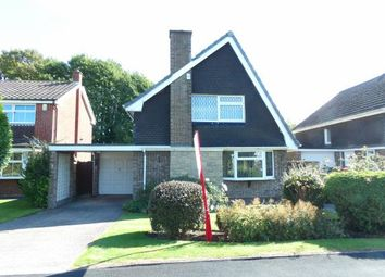 Thumbnail 4 bed detached house for sale in North Drive, High Legh, Cheshire, .