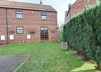 Thumbnail 3 bed semi-detached house for sale in Ruston Court, Kiln Lane, Patrington, Hull