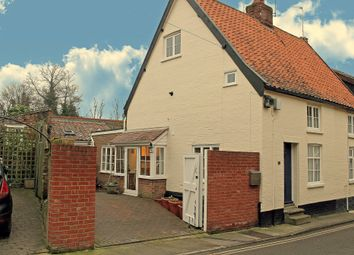 Thumbnail 3 bed cottage to rent in Rectory Street, Halesworth