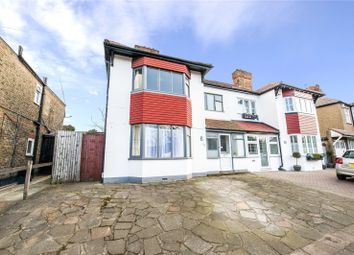 Thumbnail 4 bed semi-detached house for sale in Burnt Ash Lane, Bromley, Kent