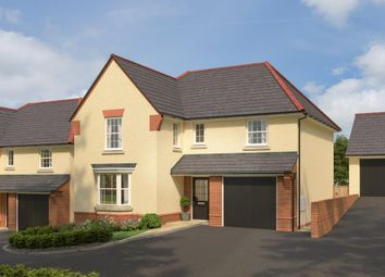 """4 bed detached house for sale in """"Exeter"""" at Northfield Lane, Barnstaple EX31"""