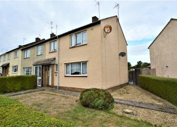 Thumbnail 3 bedroom end terrace house for sale in Coppice Road, Ryhall, Stamford