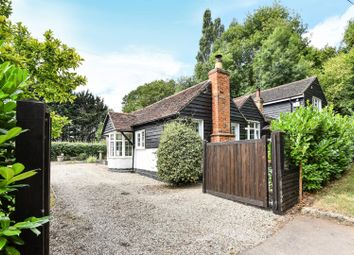 Thumbnail 4 bed detached house for sale in Berwick Lane, Stanford Rivers, Ongar