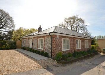 Thumbnail 2 bed detached bungalow to rent in Cadlington House Estate, Blendworth Lane, Waterlooville