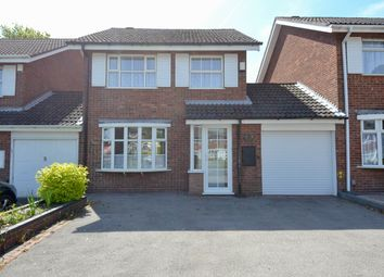 Thumbnail 3 bed link-detached house for sale in Frankley Beeches Road, Northfield, Birmingham