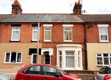 Thumbnail 3 bedroom terraced house for sale in Gwynne Road, Harwich