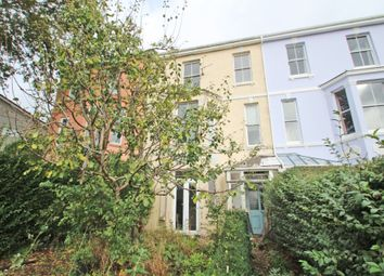 3 bed terraced house for sale in Hartley Avenue, Mannamead, Plymouth PL3