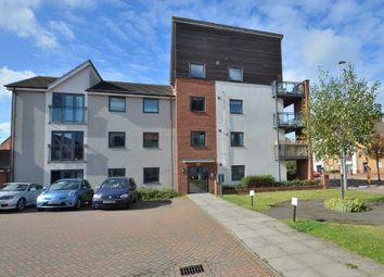 Thumbnail 2 bedroom flat to rent in Somerset Walk, Broughton, Milton Keynes