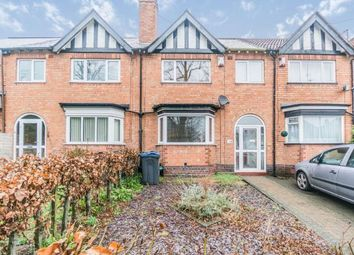 2 bed terraced house for sale in Lakey Lane, Hall Green, Birmingham, West Midlands B28