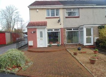 Thumbnail 2 bed end terrace house to rent in Findhorn Avenue, Renfrew