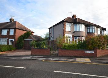 3 bed semi-detached house for sale in Edyth Road, Wyken, Coventry CV2