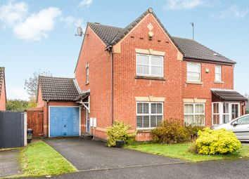 Thumbnail 2 bed semi-detached house for sale in Lorrainer Avenue, Brierley Hill