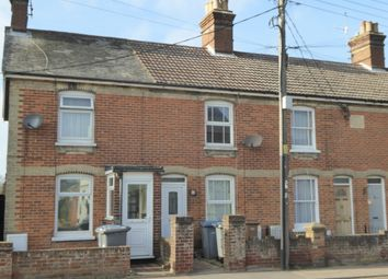 Thumbnail 3 bedroom terraced house to rent in Haylings Road, Leiston