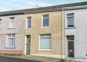 Thumbnail 3 bed terraced house for sale in Harcourt Place, Rhymney, Tredegar