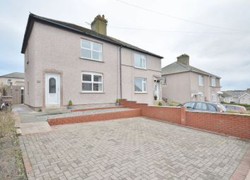 Thumbnail 2 bed semi-detached house for sale in Bransty Road, Bransty, Whitehaven