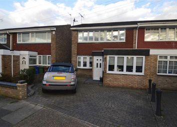 Thumbnail 4 bed semi-detached house for sale in Clyde, East Tilbury, Essex