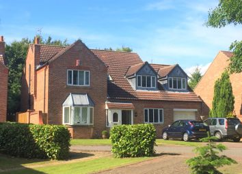 Thumbnail 5 bed detached house for sale in Station View, Little Weighton