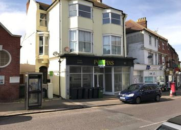 Thumbnail Retail premises for sale in London Road, Bexhill On Sea