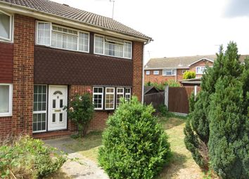 Thumbnail 3 bedroom end terrace house for sale in Uplands Drive, Springfield, Chelmsford