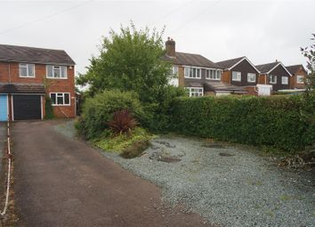 Thumbnail 3 bedroom property for sale in Haslucks Green Road, Shirley, Solihull