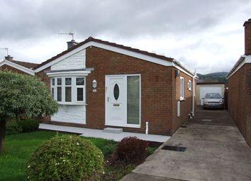 Thumbnail 2 bed detached bungalow for sale in Pentre Afan, Baglan, Port Talbot