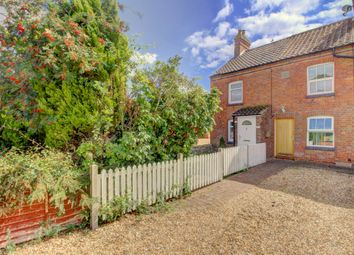 Thumbnail 2 bed cottage for sale in Northampton Road, Lavendon, Olney