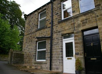 Thumbnail End terrace house to rent in New Mill Road, Brockholes, Holmfirth