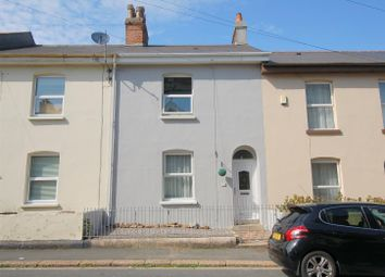 Thumbnail 3 bed terraced house for sale in Cambridge Road, Ford, Plymouth