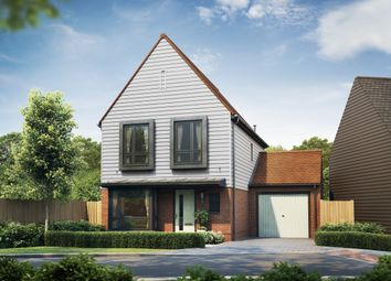 Thumbnail 3 bed detached house for sale in The Pagham, Halstead Lanes, Kings Road, West End, Woking, Surrey