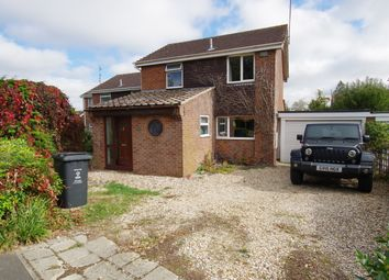 Thumbnail 3 bed detached house for sale in Sedgebrook, Liden, Swindon
