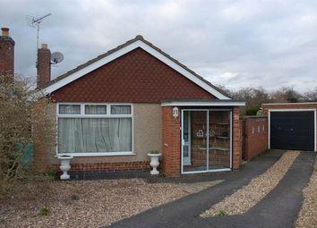 Thumbnail 3 bedroom detached bungalow for sale in Oundle Drive, Moulton, Northampton