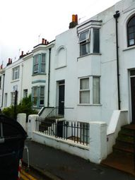 Thumbnail 3 bed terraced house to rent in Student House - Rose Hill Terrace, Brighton