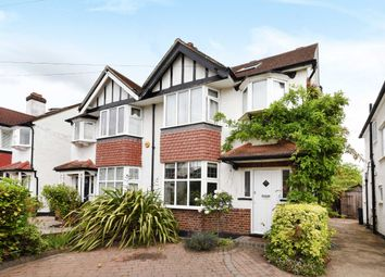 Thumbnail 4 bed property for sale in Cranleigh Gardens, Kingston Upon Thames