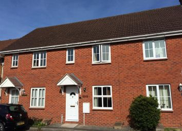Thumbnail 2 bed terraced house to rent in Cranes Close, Taunton