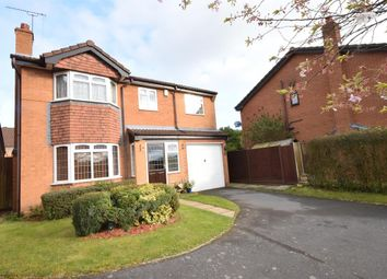 Thumbnail 5 bedroom detached house for sale in Hardwicke Road, Narborough, Leicester