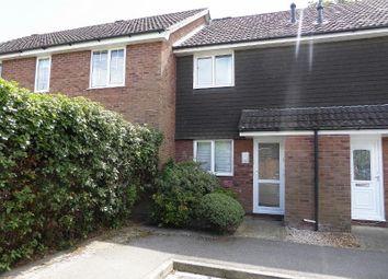 Thumbnail 2 bed terraced house for sale in Pytchley Close, Stubbington, Fareham