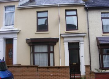 Thumbnail 3 bed terraced house to rent in Gilbert Road, Llanelli