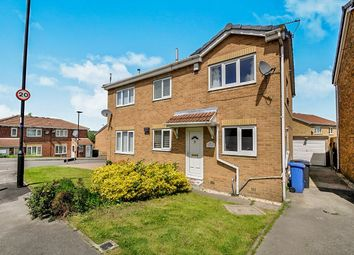 Thumbnail 3 bed semi-detached house for sale in Dowland Avenue, High Green, Sheffield