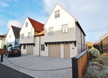 Thumbnail 4 bed semi-detached house for sale in The Street, Salcott, Maldon, Essex