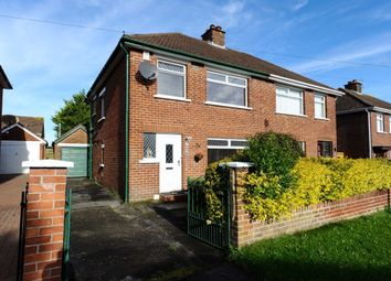 Thumbnail 3 bed semi-detached house for sale in Kilmakee Park, Gilnahirk, Belfast