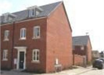 Thumbnail 3 bed end terrace house to rent in Mason Drive, Stamford, Lincolnshire