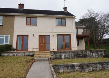 Thumbnail 5 bed semi-detached house for sale in Glascoed, Pwll, Llanelli
