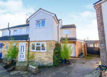 Thumbnail 3 bed semi-detached house for sale in Wheatleys, St.Albans