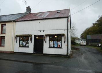 Thumbnail Commercial property for sale in Parc Y Pant General Stores, Cross Inn, New Quay, Ceredigion