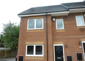 Thumbnail 3 bed end terrace house to rent in Hamilton Street, Blackburn, Lancashire