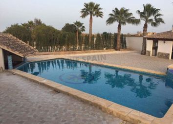 Thumbnail 7 bed country house for sale in Catral, Costa Blanca South, Spain