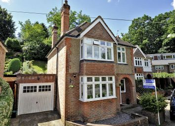 Thumbnail 3 bed detached house to rent in Brighton Road, Godalming