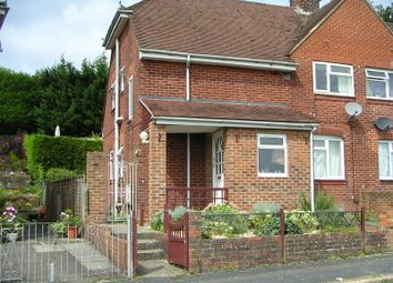 Thumbnail 4 bed semi-detached house to rent in Thurmond Crescent, Stanmore, Winchester, Hampshire